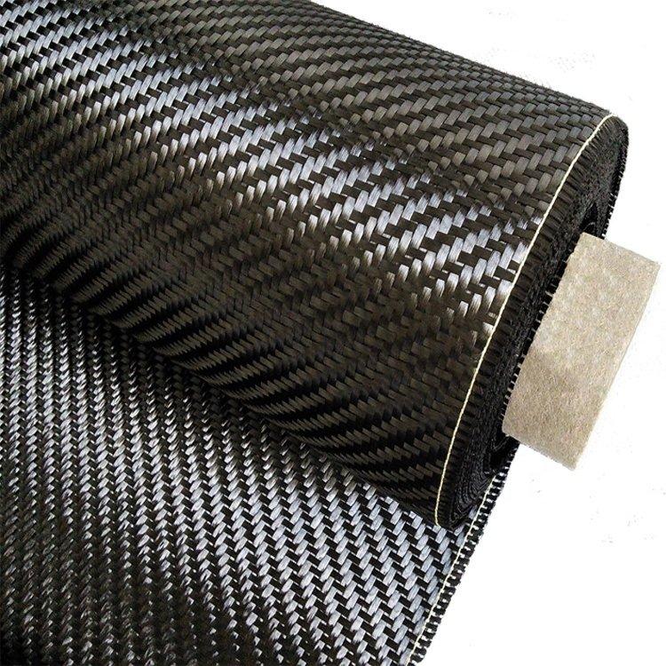 Carbon Fiber Fabric Image
